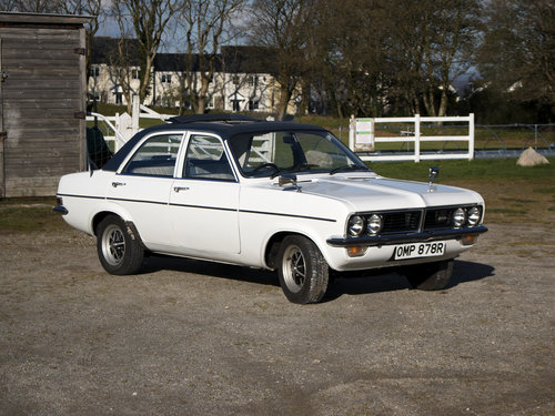 1977 Vauxhall Viva 1300 Gls For Sale Car And Classic