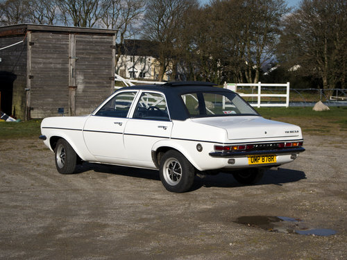 1977 Vauxhall Viva 1300 GLS For Sale (picture 2 of 6)