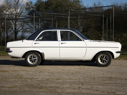 1977 Vauxhall Viva 1300 GLS For Sale (picture 4 of 6)