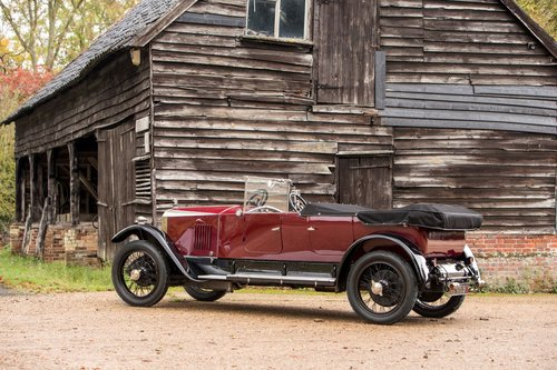 1925 Vauxhall Type-OD 23/60hp Kington Tourer For Sale (picture 2 of 6)
