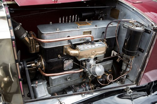 1925 Vauxhall Type-OD 23/60hp Kington Tourer For Sale (picture 4 of 6)