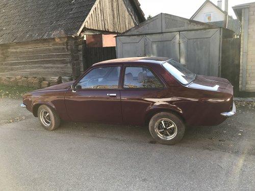 1976 Vauxhall chevette L , runs good,interior original For Sale (picture 3 of 6)