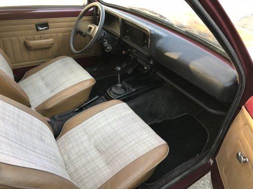 1976 Vauxhall chevette L , runs good,interior original For Sale (picture 4 of 6)