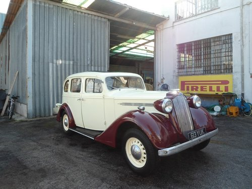 1938 Vauxhall 25 For Sale (picture 1 of 6)