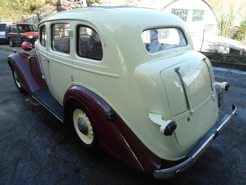 1938 Vauxhall 14-21 For Sale (picture 2 of 6)