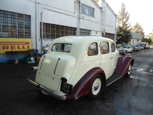 1938 Vauxhall 14-21 For Sale (picture 3 of 6)
