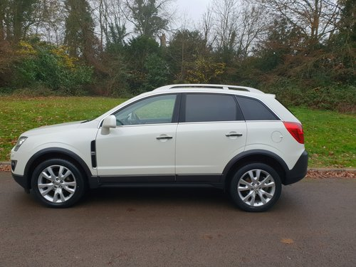 2011 Vauxhall Antara SE. 4X4. 2.2 CDTi. Hi Spec. Lovely Example. SOLD (picture 2 of 6)