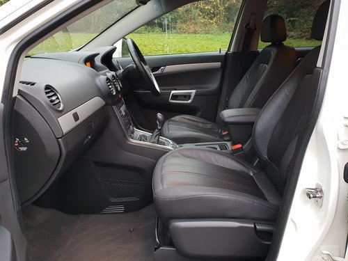 2011 Vauxhall Antara SE. 4X4. 2.2 CDTi. Hi Spec. Lovely Example. SOLD (picture 3 of 6)