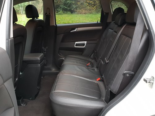 2011 Vauxhall Antara SE. 4X4. 2.2 CDTi. Hi Spec. Lovely Example. SOLD (picture 4 of 6)