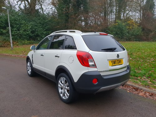 2011 Vauxhall Antara SE. 4X4. 2.2 CDTi. Hi Spec. Lovely Example. SOLD (picture 6 of 6)