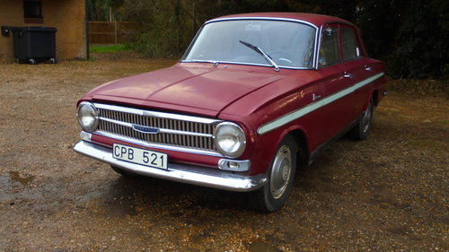 1963 VAUXHALL VX 490  SOLD (picture 1 of 6)