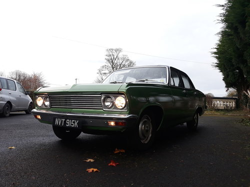 1972 Vauxhall Cresta PC For Sale (picture 6 of 6)
