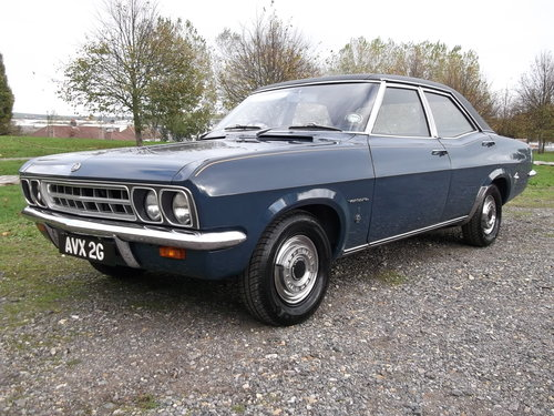 1968 VAUXHALL VENTORA 3300 AUTO, FAMOUS CAR! For Sale (picture 1 of 6)