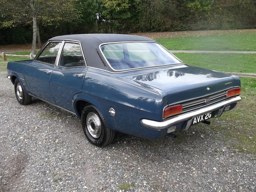 1968 VAUXHALL VENTORA 3300 AUTO, FAMOUS CAR! For Sale (picture 2 of 6)