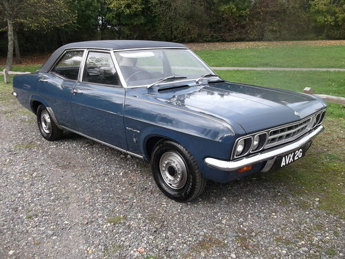 1968 VAUXHALL VENTORA 3300 AUTO, FAMOUS CAR! For Sale (picture 3 of 6)