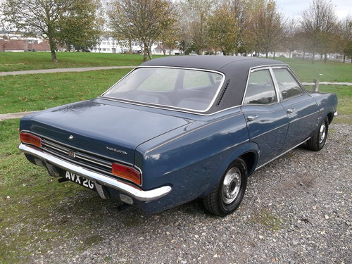 1968 VAUXHALL VENTORA 3300 AUTO, FAMOUS CAR! For Sale (picture 4 of 6)