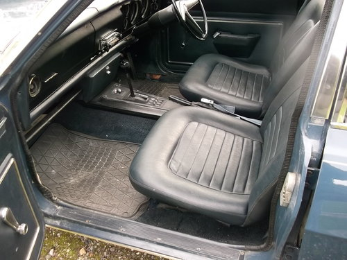 1968 VAUXHALL VENTORA 3300 AUTO, FAMOUS CAR! For Sale (picture 5 of 6)
