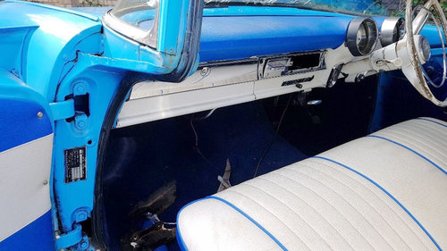 1960 Vauxhall Cresta PA for restoration. For Sale (picture 4 of 6)