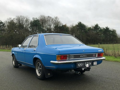 1973 Vauxhall VX4/90 FE Saloon SOLD (picture 4 of 6)