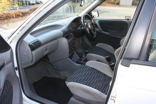 1992 Mk3 Vauxhall Astra SRi 2.0 8v For Sale (picture 5 of 6)