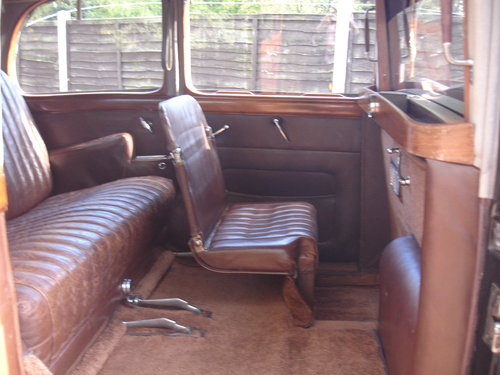 1939 Vauxhall Grosvenor Limousine SOLD (picture 5 of 5)
