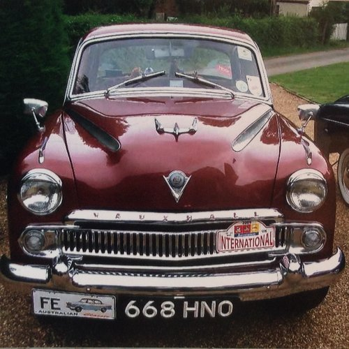 Great Condition 1956 E Series Velox SOLD (picture 1 of 4)