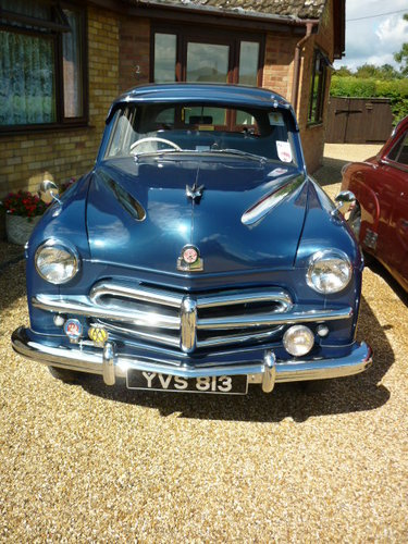 Immaculate 1954 E Series Wyvern For Sale (picture 1 of 2)