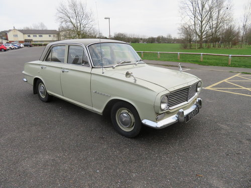 1963 Vauxhall Victor Delux...Deposit now taken SOLD (picture 1 of 6)