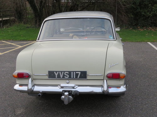 1963 Vauxhall Victor Delux...Deposit now taken SOLD (picture 3 of 6)