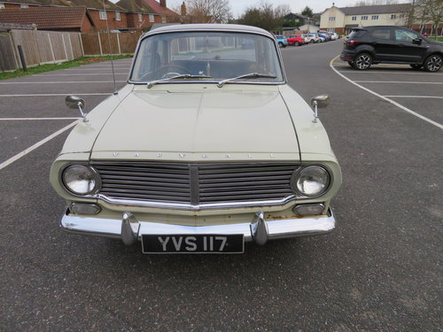 1963 Vauxhall Victor Delux...Deposit now taken SOLD (picture 4 of 6)