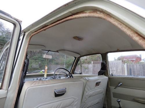 1963 Vauxhall Victor Delux...Deposit now taken SOLD (picture 5 of 6)