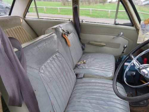 1963 Vauxhall Victor Delux...Deposit now taken SOLD (picture 6 of 6)