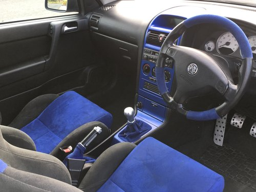 2002 Vauxhall Astra Triple 8 Limited Edition For Sale (picture 5 of 6)
