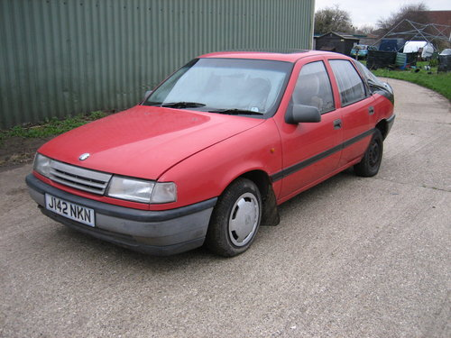 1991 Vauxhall Cavalier For Sale (picture 2 of 3)
