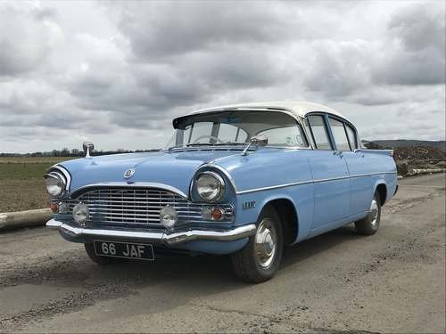 1960 Vauxhall Velox at Morris Leslie Auction 23rd February SOLD by Auction (picture 1 of 6)