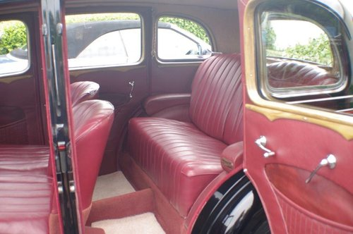 1937 Vauxhall DX 14/6 Very Good Condition SOLD (picture 5 of 6)
