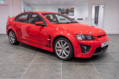 2009 Vauxhall VXR8 For Sale (picture 1 of 6)
