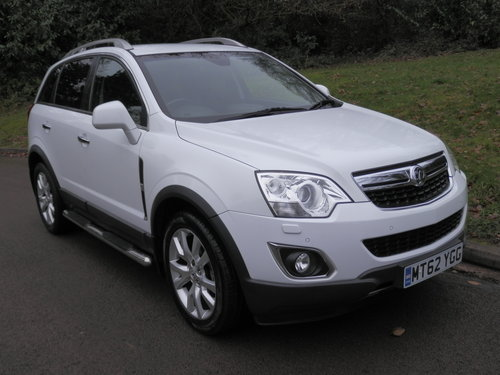 Vauxhall Antara SE NAV CDTi 4x4 Auto.. Top Spec.. Low Miles SOLD (picture 2 of 6)