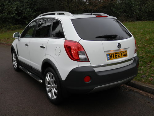Vauxhall Antara SE NAV CDTi 4x4 Auto.. Top Spec.. Low Miles SOLD (picture 5 of 6)