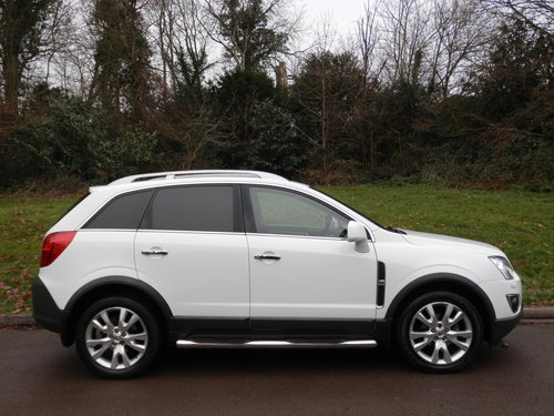 Vauxhall Antara SE NAV CDTi 4x4 Auto.. Top Spec.. Low Miles SOLD (picture 6 of 6)