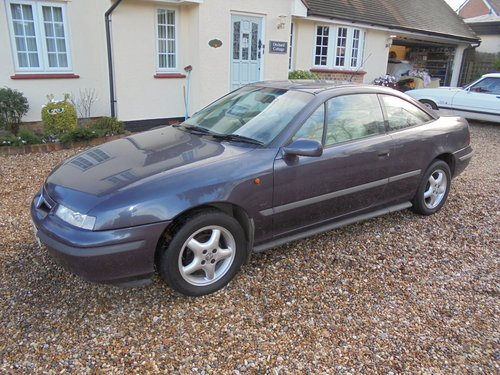 1997 Vauxhall Calibra 2.0 16V 1996 For Sale (picture 3 of 6)