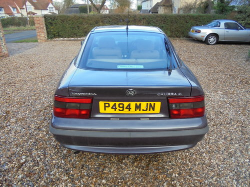 1997 Vauxhall Calibra 2.0 16V 1996 For Sale (picture 4 of 6)