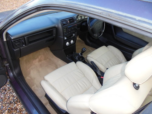 1997 Vauxhall Calibra 2.0 16V 1996 For Sale (picture 5 of 6)