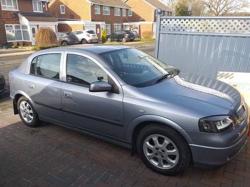 2003 Astra Active Limited Edition For Sale (picture 3 of 5)