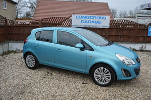 2011 Vauxhall Corsa 1.2 i 16v Excite 5dr PETROL MANUAL SOLD