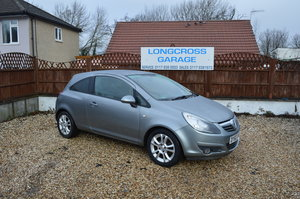 2010 Vauxhall Corsa 1.4 i 16v SXi 3dr For Sale