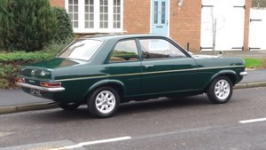 1972 Vauxhall Viva 2 door excellent  condition For Sale