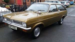 Vauxhall Viva Estate 1973 Gold