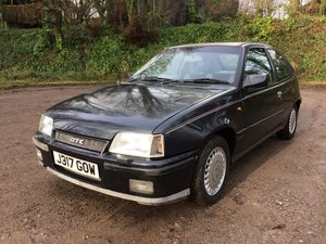 1991 Vauxhall Astra Mk 2 GTE For Sale by Auction