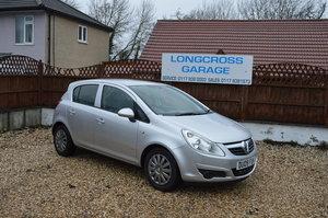 2009 Vauxhall Corsa 1.4 i 16v Club 5dr AUTOMATIC PETROL For Sale